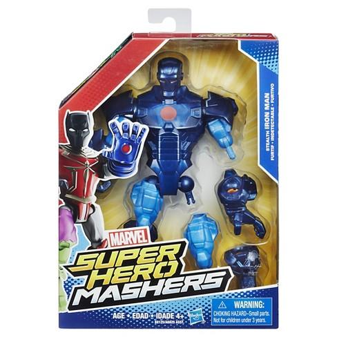 Marvel Super Hero Mashers Stealth Iron Man Action Figure   Target 6f838c2fd6