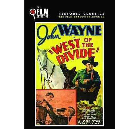 West Of The Divide (DVD) - image 1 of 1