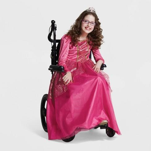 Girls' Adaptive Princess Halloween Costume - Hyde & EEK! Boutique™ - image 1 of 1