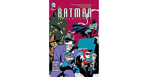 Batman Adventures 3 (Paperback) (Paul Dini & Kelley Puckett & Mike Parobeck) - image 1 of 1