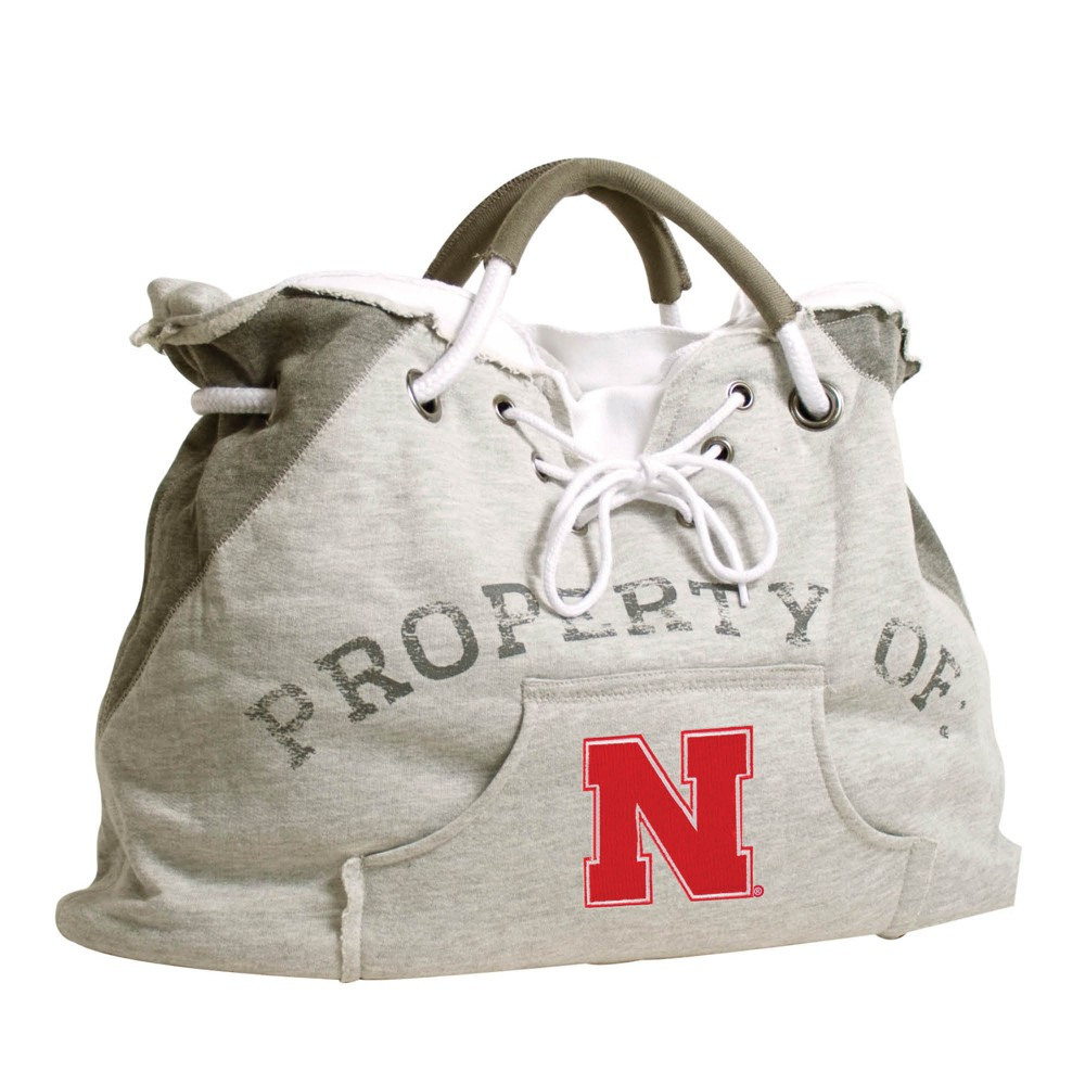 NCAA Nebraska Cornhuskers Little Earth Hoodie Tote, Adult Unisex