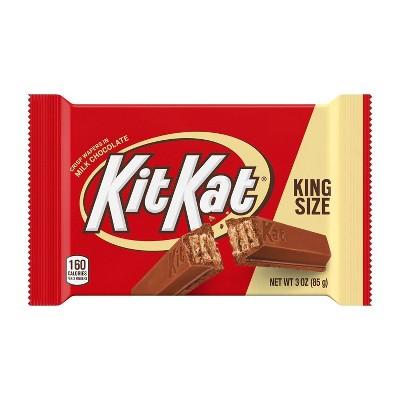 Kit Kat King Size Candy Bars - 3oz