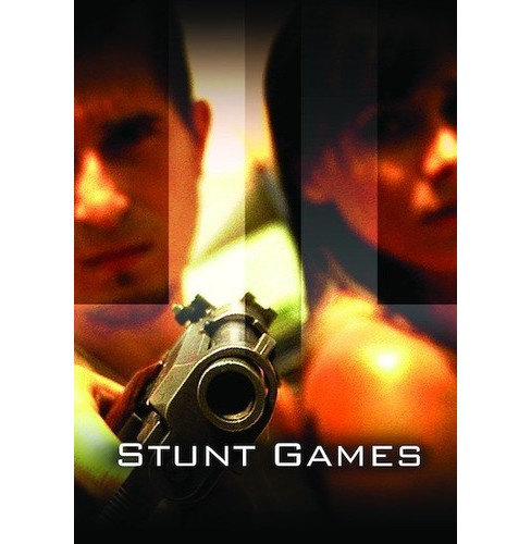 Stunt Games (DVD) - image 1 of 1