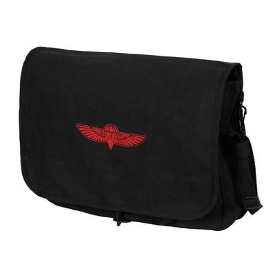 Stansport Paratrooper Shoulder Bag Black