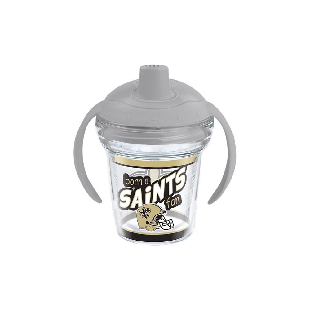 Tervis NFL New Orleans Saints Born A Fan 6oz Sippy Cup with Lid