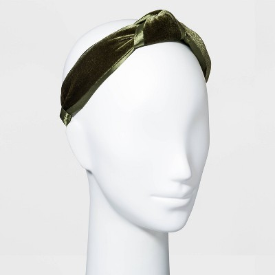 Velvet Knot Headband - A New Day™