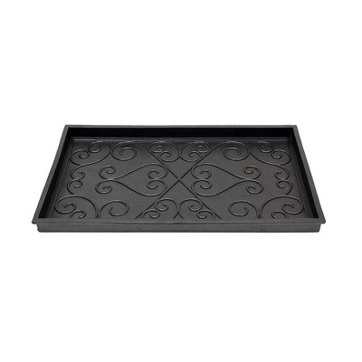 Rubber Boot Tray Black - ACHLA Designs