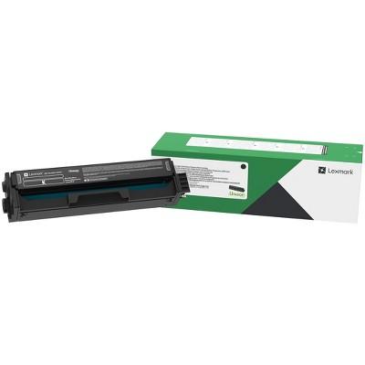 Lexmark C3210K0 Black Toner Cartridge, Standard