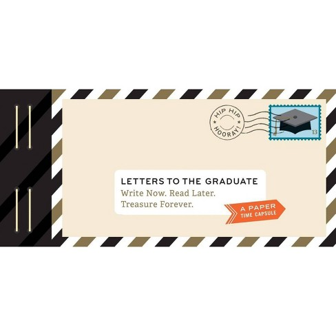 Letters to the Graduate - by  Lea Redmond (Paperback) - image 1 of 1