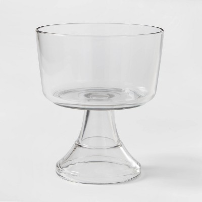 128oz Classic Glass Trifle Serving Bowl - Threshold™