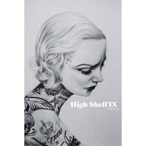 High Shelf IX - by Angela Dribben (Paperback)