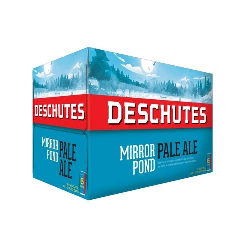 Deschutes Mirror Pond Pale Ale Beer - 6pk/12 fl oz Cans - image 1 of 1