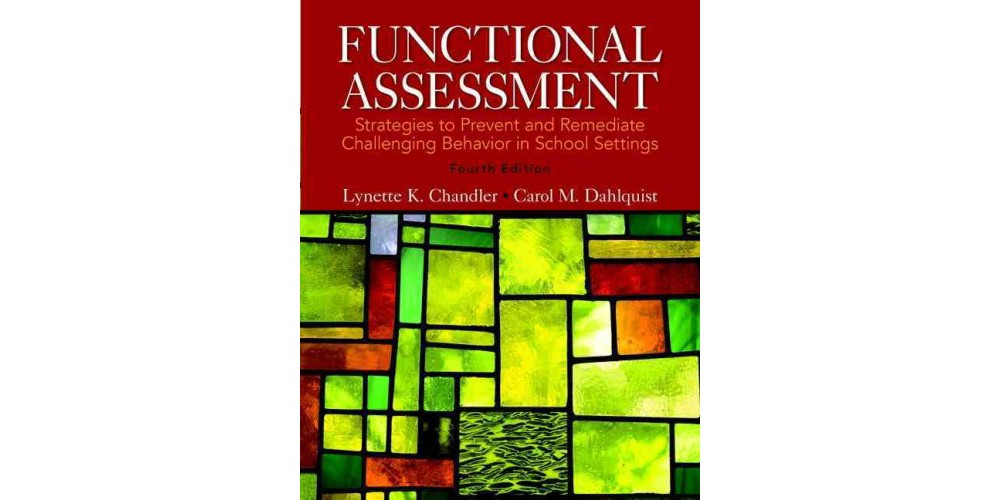 Pearson Education Functional Assessment (Mixed media prod...