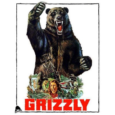 Grizzly (Blu-ray)(2021)