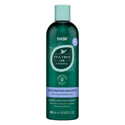 Hask Tea Tree & Rosemary Oil Scalp Care Shampoo - 12 fl oz