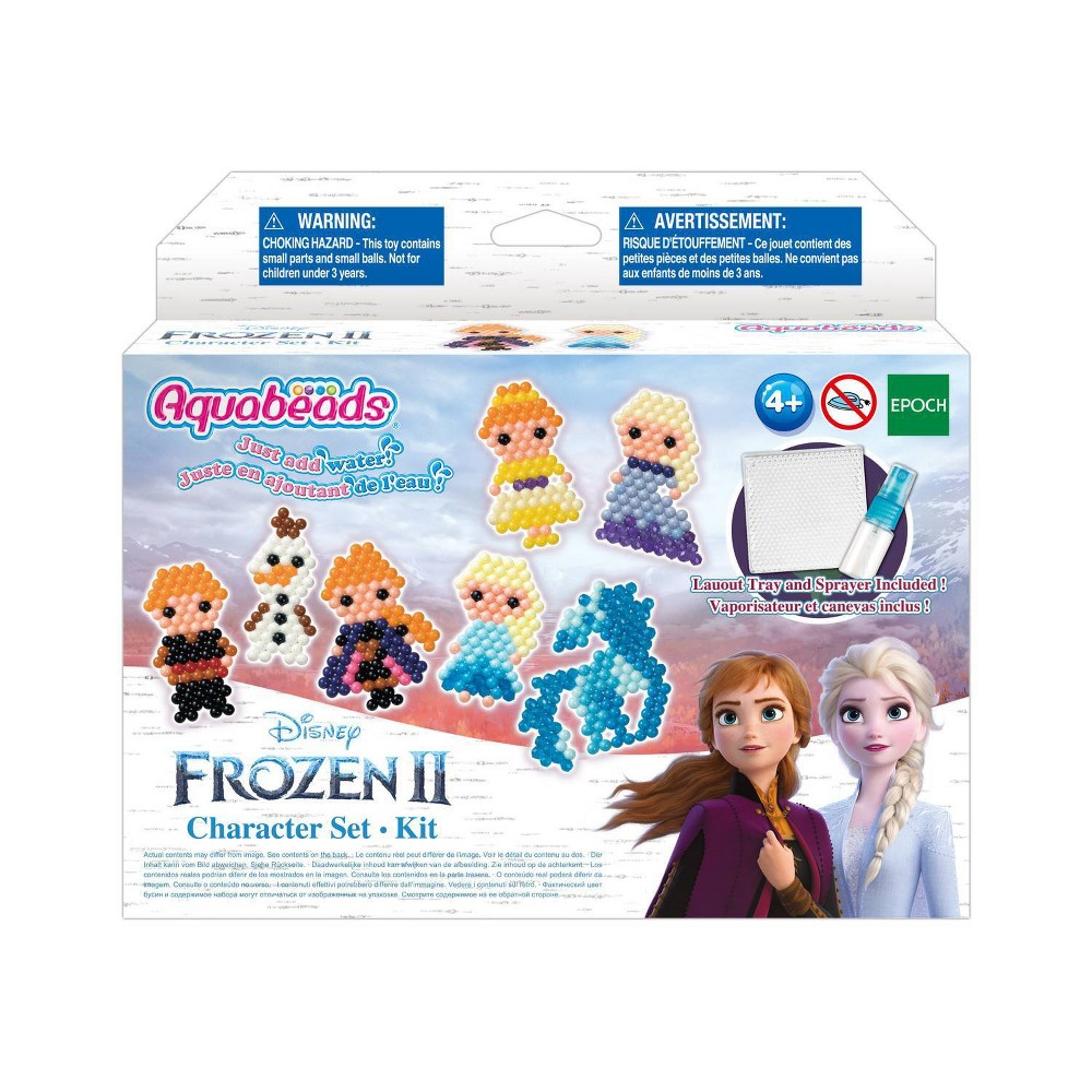 Image of Aquabeads Frozen 2 Character Set
