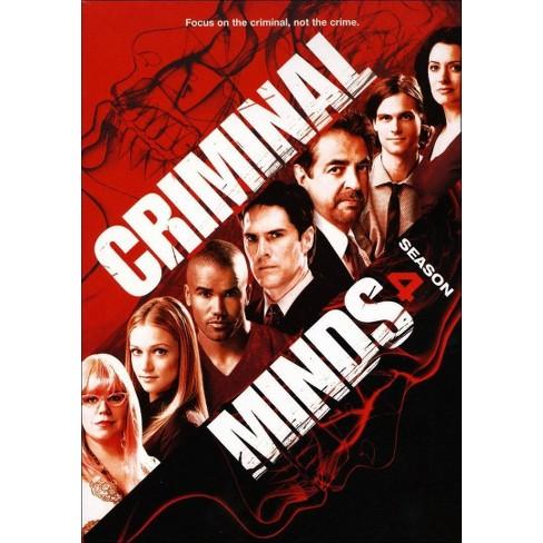 Criminal Minds: Season 4 [7 Discs] - image 1 of 1