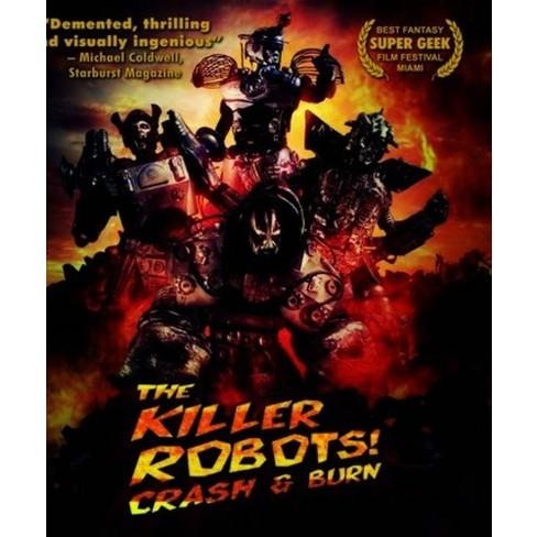 Killer Robots (Blu-ray) - image 1 of 1
