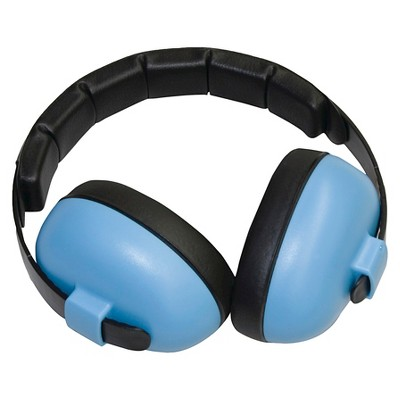 Baby Banz Infant Hearing Protection Earmuffs - Baby Blue