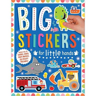My Amazing and Awesome Sticker Book -  by Ltd. Make Believe Ideas (Paperback)