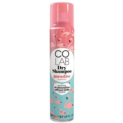 COLAB Paradise Dry Shampoo - 6.7 fl oz