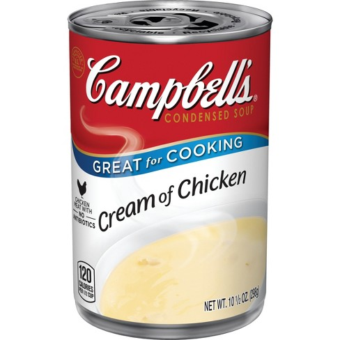 Campbell's Condensed Cream of Chicken Soup - 10.5oz - image 1 of 5