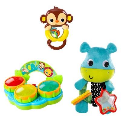 Bright Starts™ Jammin Jungle Gift Set