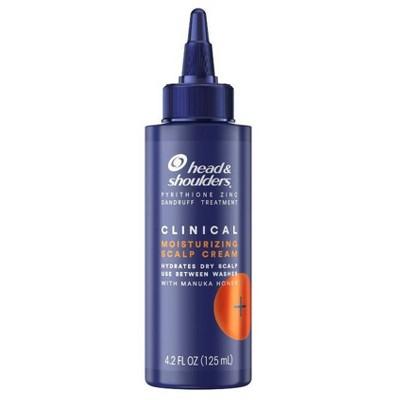 Head & Shoulders Clinical Dandruff + Dry Moisture Scalp Cream - 4.2oz