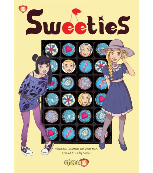 Sweeties 1 : Cherry / Skye (Paperback) (Cathy  Cassidy) - image 1 of 1