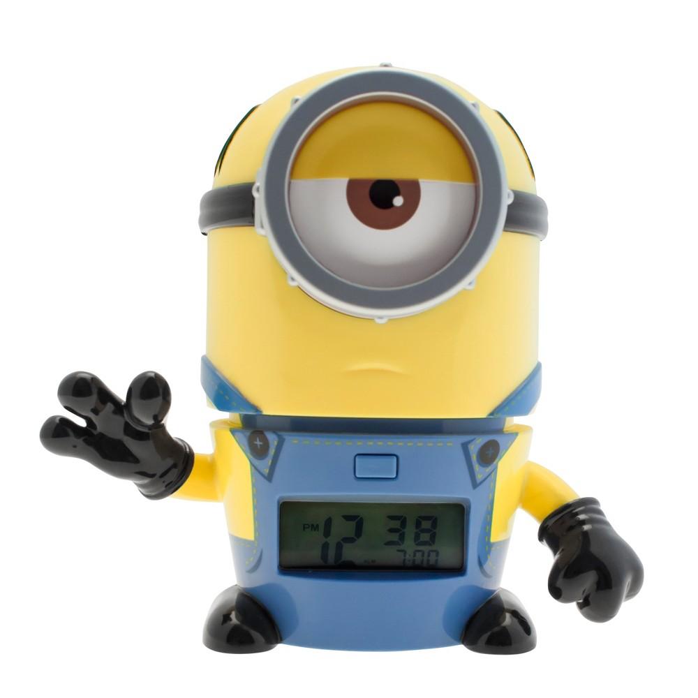 Despicable Me 3 Mel Yellow Alarm Clock