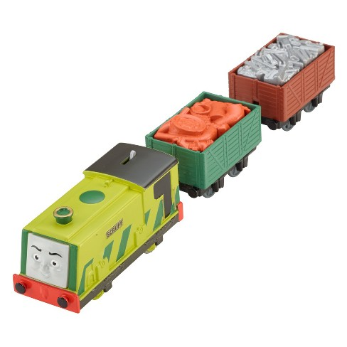 Fisher-Price Thomas & Friends TrackMaster Scruff Engine - image 1 of 5