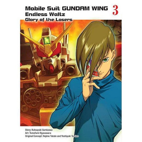 Mobile Suit Gundam Wing, 3 - by  Tomofumi Ogasawara (Paperback) - image 1 of 1