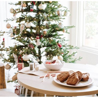 Gingerbread & Christmas Tree Decorating by Camille Styles