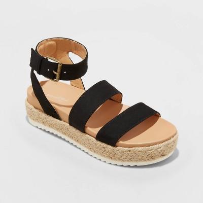 Women's Annie Platform Sandals - Universal Thread™