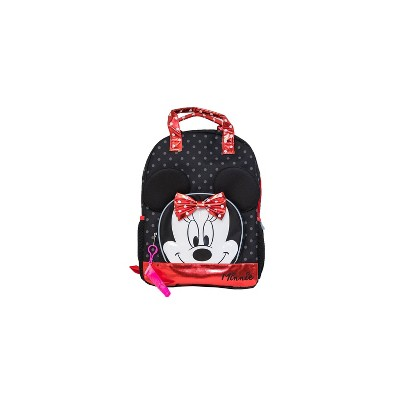 """Minnie Mouse 16"""" Kids' Backpack with Lipgloss"""