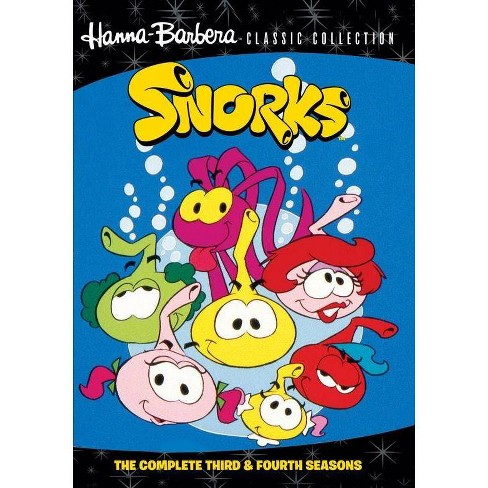 Snorks: The Complete Third and Fourth Seasons (DVD) - image 1 of 1