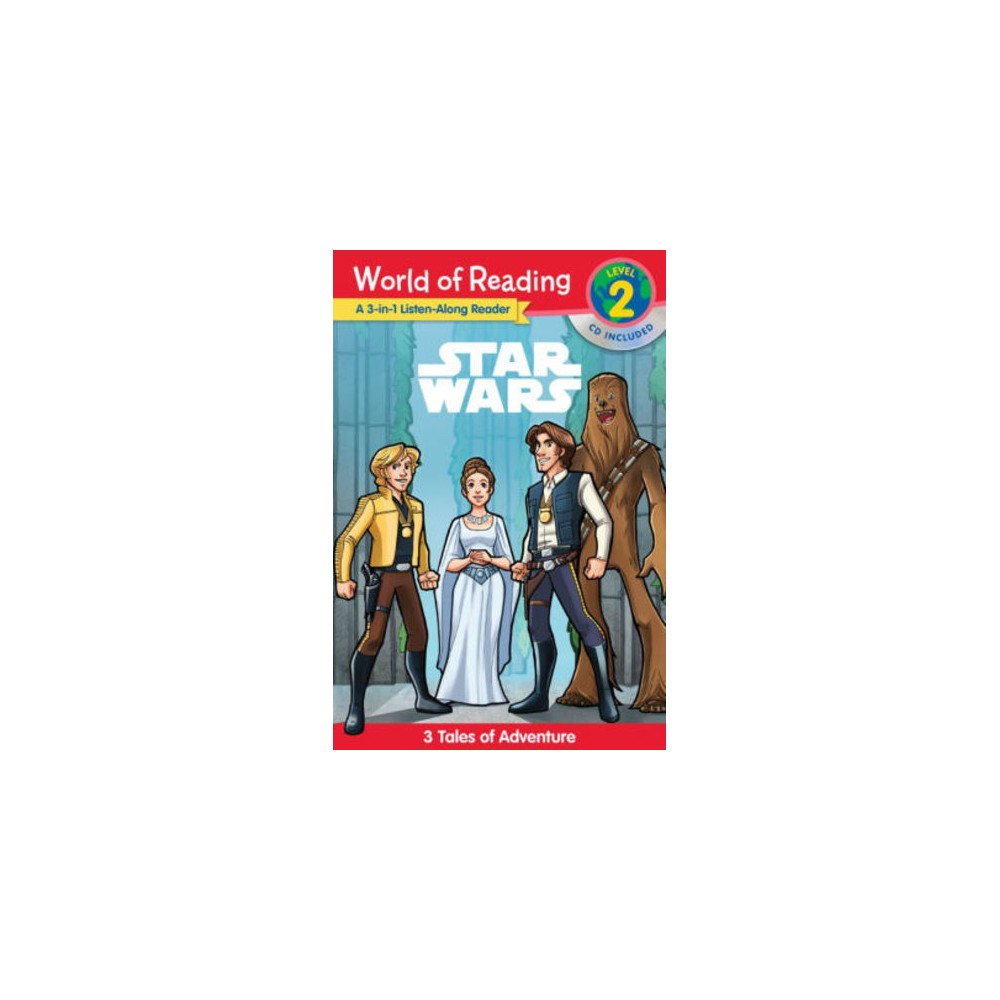Star Wars : 3 Tales of Adventure