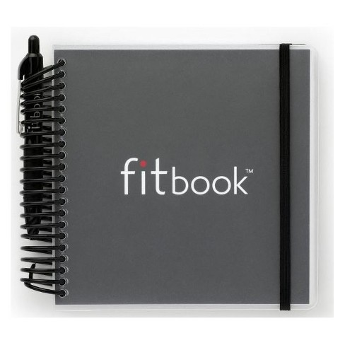Fitlosophy Fitness Journal - Black Cover - image 1 of 6