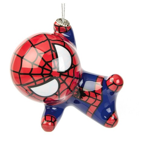 marvel spider man christmas ornament