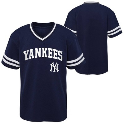 MLB New York Yankees Toddler Boys' Pullover Jersey
