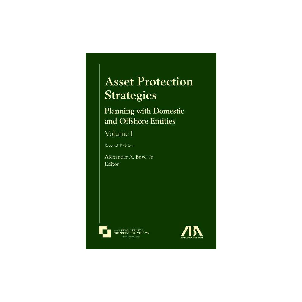 Asset Protection Strategies 2nd Edition By Alexander A Bove Jr Paperback