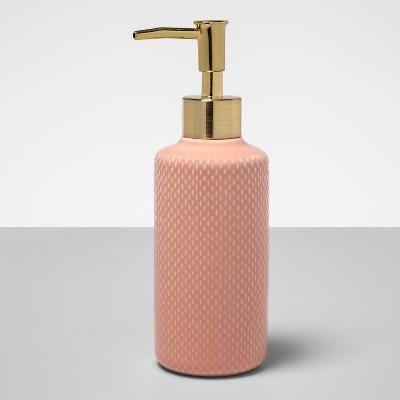 Striba Micro Texture Soap Pump Peach - Opalhouse™