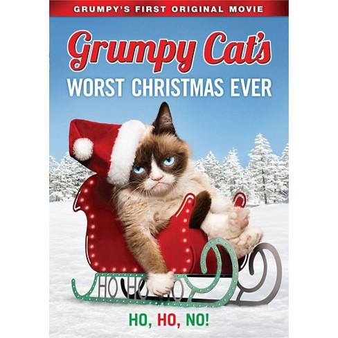 Grumpy Cat's Worst Christmas Ever (DVD) - image 1 of 1