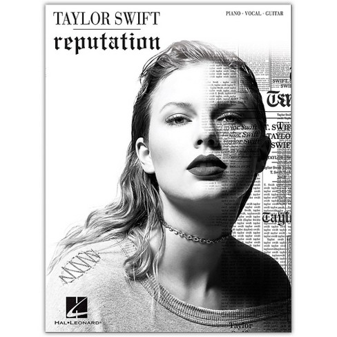 Hal Leonard Taylor Swift - Reputation for PVG Piano/Vocal/Guitar - image 1 of 1