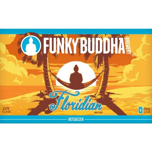Funky Buddha Floridian - 6pk / 12 fl oz Cans - image 1 of 3