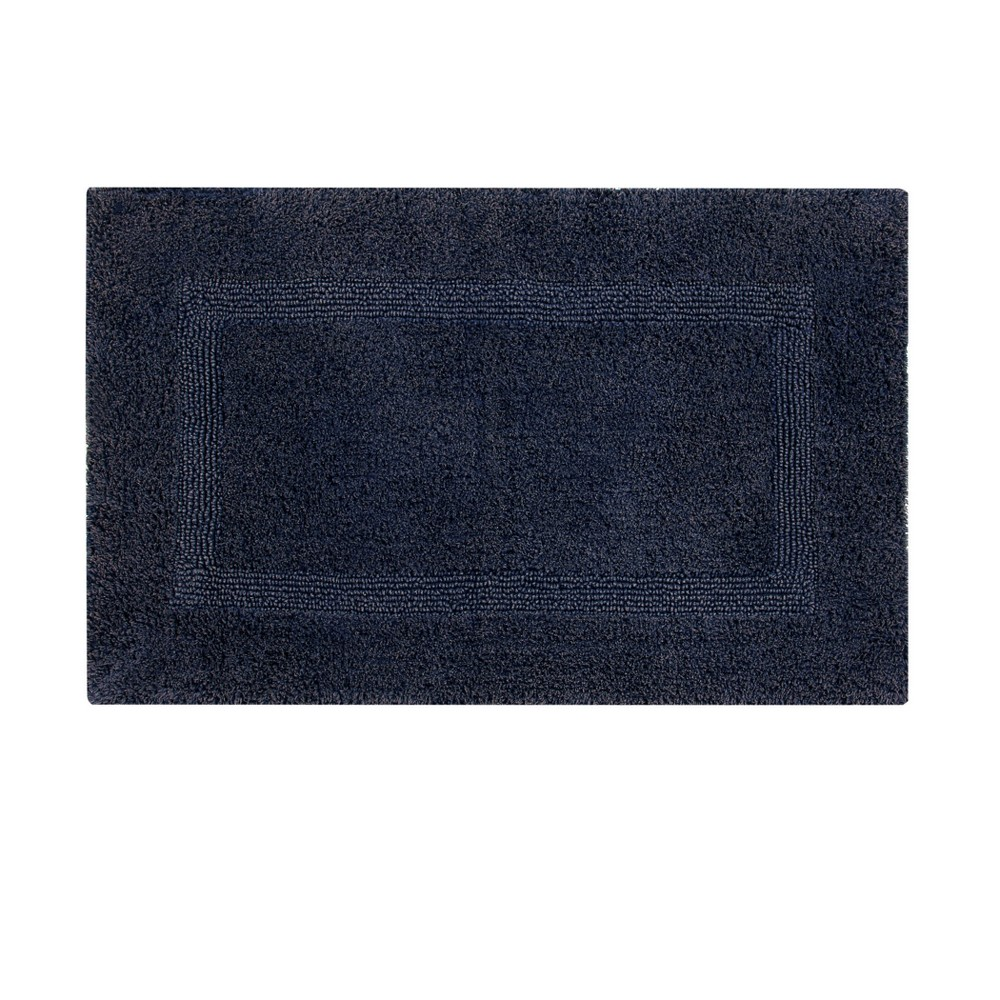 Image of Bath Rug Navy Better Trends