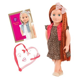 "18"" Hair Grow Doll Peyton - Our Generation™"