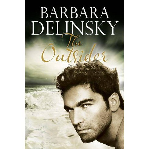 Outsider - by  Barbara Delinsky (Hardcover) - image 1 of 1