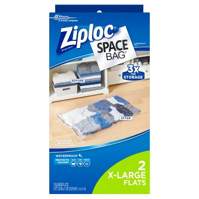 Ziploc® 2 Pack Space Bag (Extra Large)