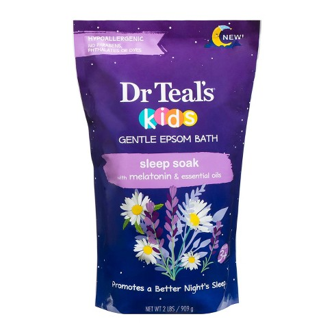 Dr Teal's Kids' Melatonin Soak - 32oz - image 1 of 3